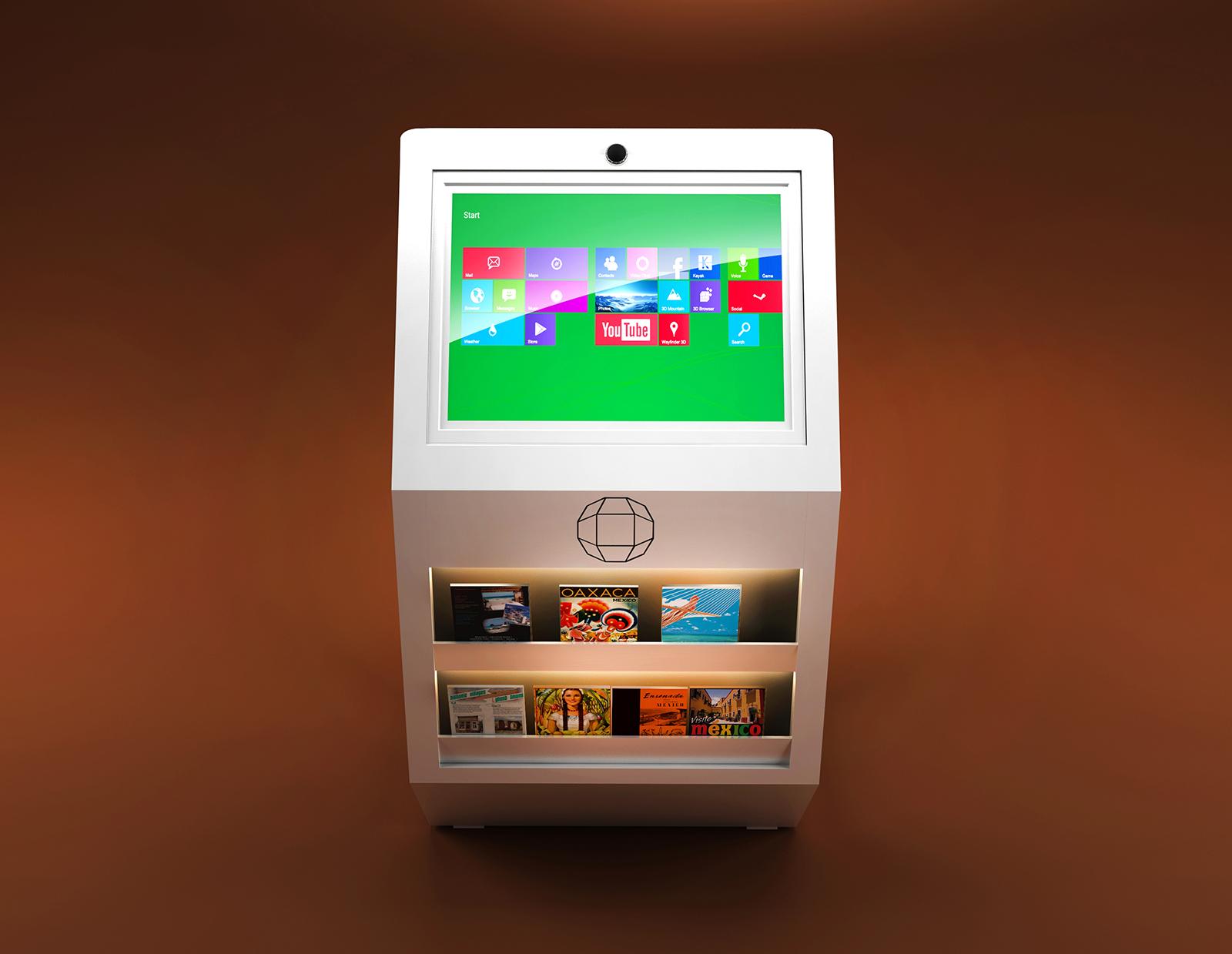 3D Kiosk Design-2