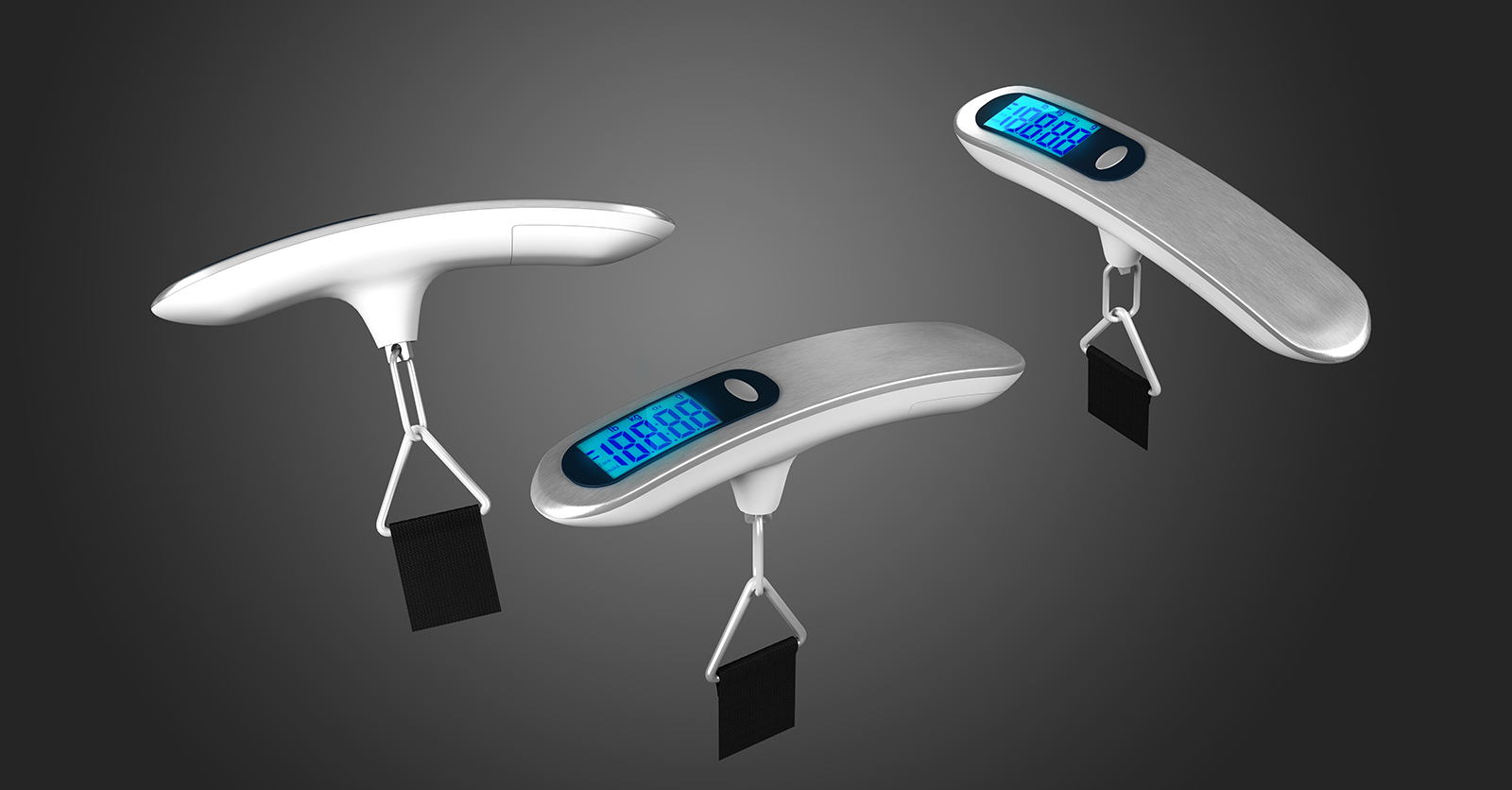 Luggage Scale 3D Visualisation-0