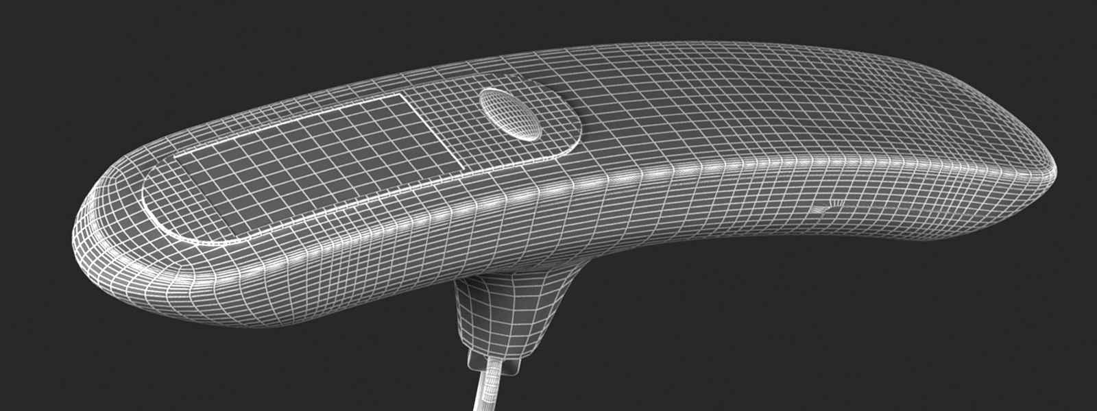 Luggage Scale 3D Visualisation-3