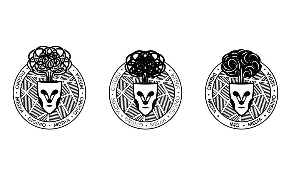 Digimo Logo & Business Card Design-2